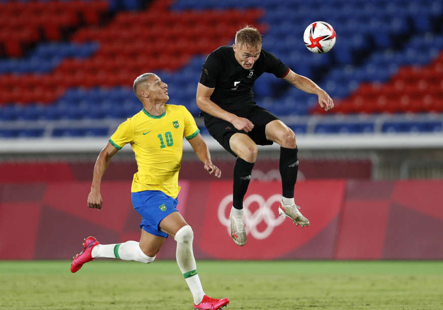 SPEKTAKL Šest golova, promašen penal, crveni karton i pobjeda Brazila nad Njemačkom
