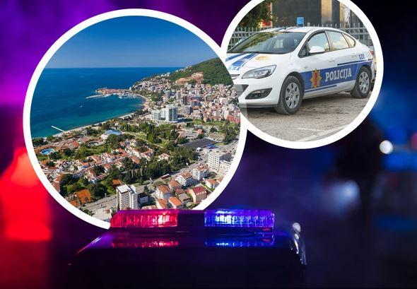 Pokosio ih, pa pobjegao: Uhapšen bahati vozač koji je BMW divljao po Budvi i POVRIJEDIO ŠEST MLADIĆA