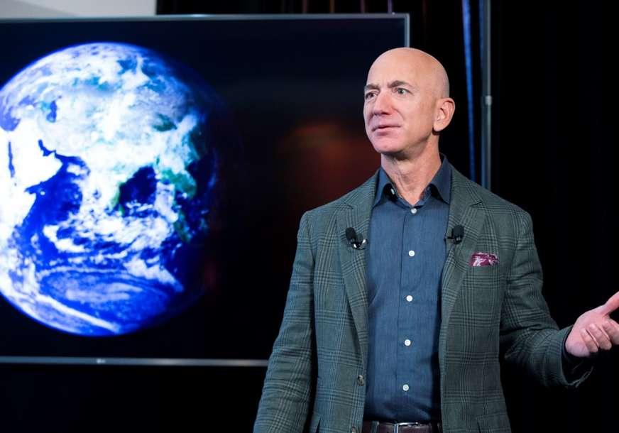 Bezos više nije najbogatiji čovjek na svijetu: Tron zauzeo Bernar Arno