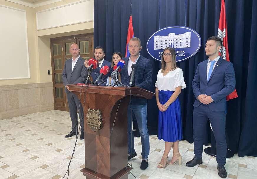 Pojačanje Stanivukovićevog tima: Gradonačelnik Banjaluke predstavio NOVE SARADNIKE