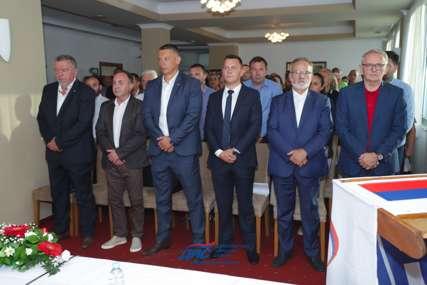 Dragan Radić reizabran za predsjednika Opštinskog odbora DNS Prnjavor