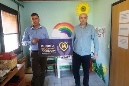 """Mozzart podržao udruženje iz Gradiške kroz akciju """"Humanitarni tiket u podne"""""""