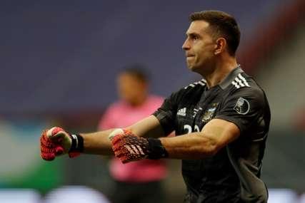 GOLMAN MARTINEZ JUNAK Argentina poslije penala izborila finale Kupa Amerike i duel sa Brazilom (VIDEO)