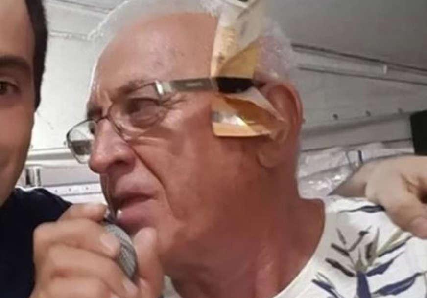 """""""Nije me sram da pjevam pod šatorom, ljudi trče i daju mi po hiljadu"""" Eri Ojadniću bakšiš kačili i za naočare"""