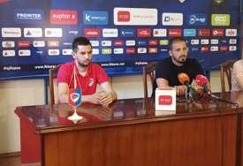 BORAC ČEKA LEOTAR Maksimović: Moramo da pokažemo jedinstvo, a vjerujem da možemo proći Linfild