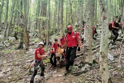Pune ruke posla za spasioce: U Međugorju povrijeđene tri hodočasnice
