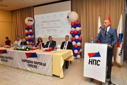 Diko Cvjetinović izabran za predsjednika: Formiran Gradski odbor Narodne partije Srpske u Bijeljini (FOTO)