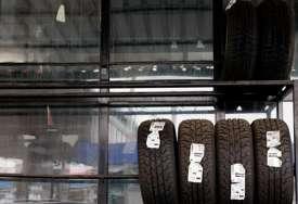 Pred svijetom još jedno poskupljenje: Čeka nas rast cijena automobilskih guma