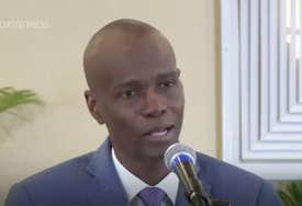 """Martine Moise dočekali su uzvici """"Pravda, pravda!"""" dok se kretala prema kovčegu svog supruga: Sahranjen predsjednik Haitija"""