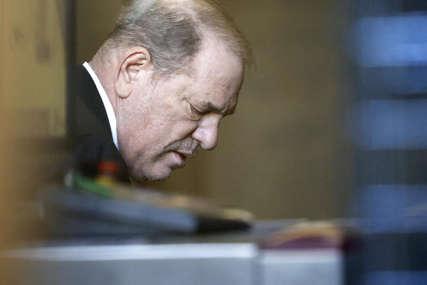 Prijeti mu VIŠE OD 23 GODINE ZATVORA: Vajnstin na sudu negirao optužbe za seksualno zlostavljanje