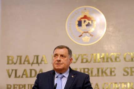 "DODIK KATEGORIČAN ""Samo povlačenje nametnute odluke može BiH vratiti u pređašnje stanje"""