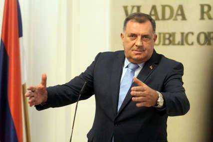 Dodik isprozivao Izetbegovića: Neka prestane da umišlja i neka ostavi Srpsku na miru