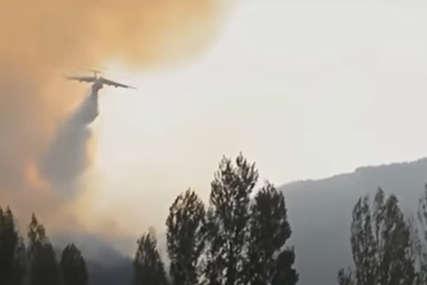STIŽE POMOĆ IZ RUSIJE Moskva poslala pet aviona i tri helikoptera za gašenje požara u Turskoj