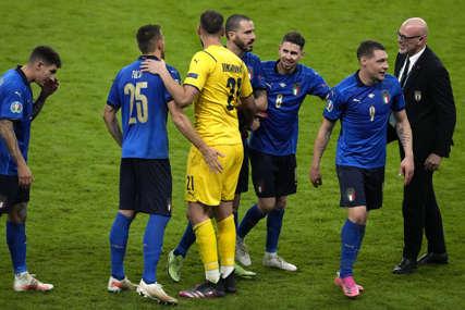 DRUGI DUEL NA EURU Italijani uspješniji u međusobnim duelima, Englezi ne znaju za pobjedu od 1977. godine