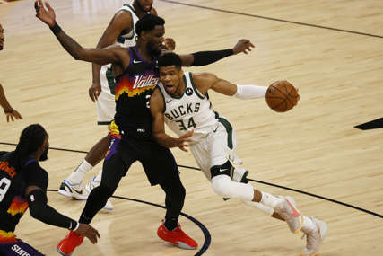 GRK U ISTORIJI Janis Adetokumbo prvi sa 30-10-5 u NBA finalu