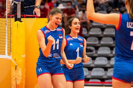 VELIKI USPJEH Juniorke Srbije u finalu Svjetskog prvenstva