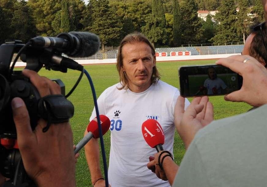 KRUNIĆ ZADOVOLJAN Leotar i Igalo odigrali bez golova