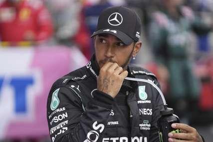 NOVI UGOVOR Hamilton u Mercedesu do kraja sezone 2023. godine