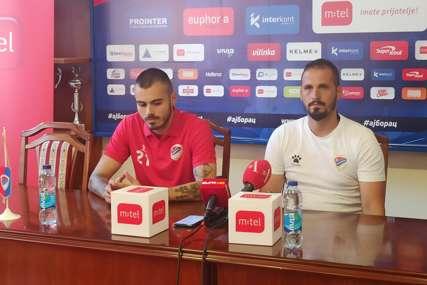 BORAC SPREMAN ZA ŽELJU Maksimović: Igračima neće nedostajati motiva
