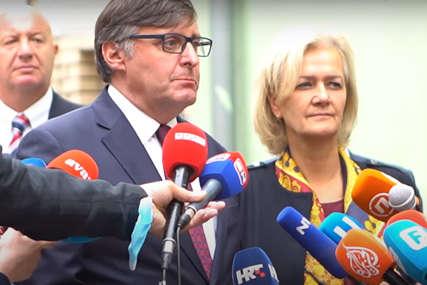 Palmer nakon sastanka u Sarajevu: Politički lideri izrazili su spremnost da se dođe do sporazuma korisnog za BiH