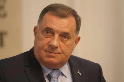 """Dodik želi radikalan odgovor Srpske """"O posebnoj sjednici tek treba da se razgovara sa predsjednikom parlamenta"""""""