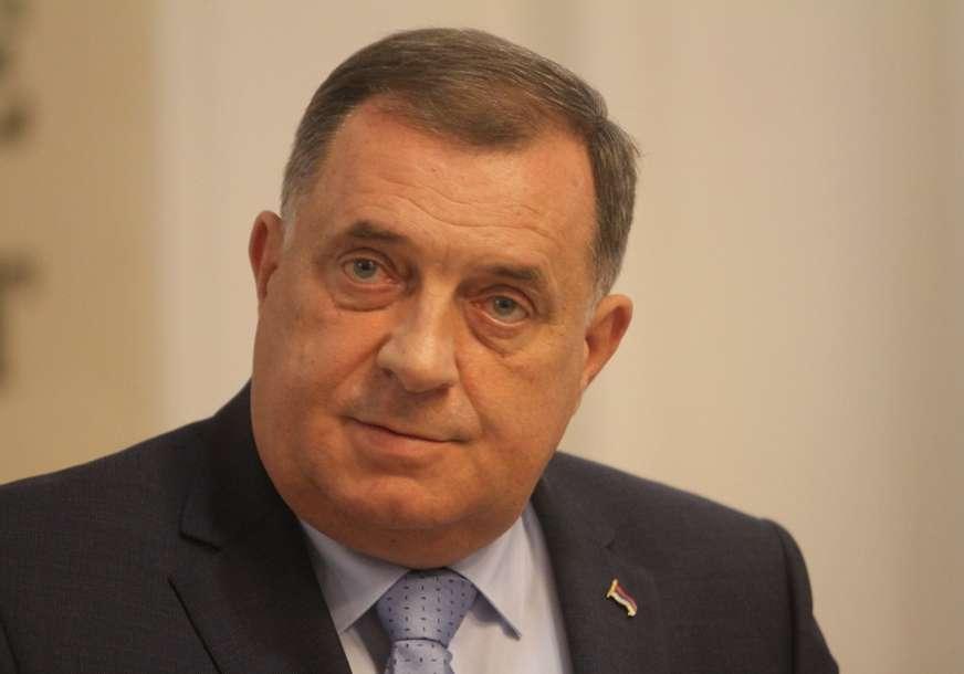 """""""Nejasno zašto su za hapšenje odabrali današnji dan"""" Dodik o policijskoj akciji u Institutu za javno zdravstvo RS"""