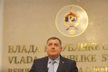 """""""Jedina moja bojazan je da ne razočaram svoj narod"""" Dodik poručio da se niko u Srpskoj ne plaši Incka"""
