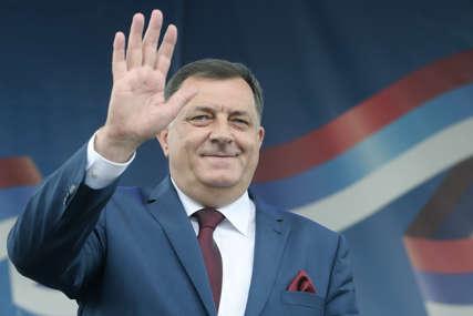 """""""Srpska je uvijek bila prijatelj Izraela"""" Dodik poručio da će se nastaviti dobra saradnja dvije zemlje"""