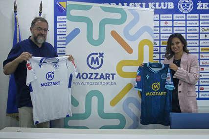 Veliko pojačanje Želje: Mozzart postao sponzor do 2024. godine!