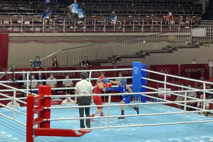 JOŠ KORAK DO MEDALJE Bokserka Nina Radovanović u četvrtfinalu Olimpijskih igara