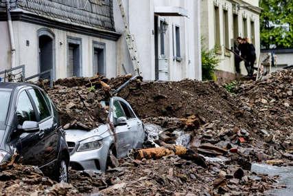 Njemačka apeluje na turiste: Nije vrijeme za obilaske područja pogođena katastrofom