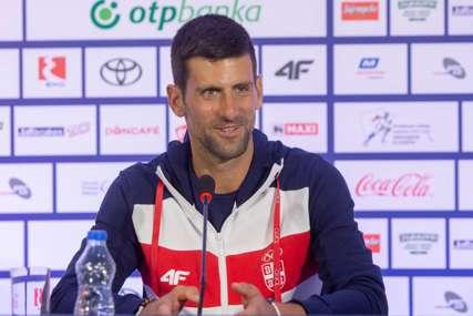 ISPRAĆAJ UZ HIMNU Đoković: Želim zlato na Olimpijskim igrama