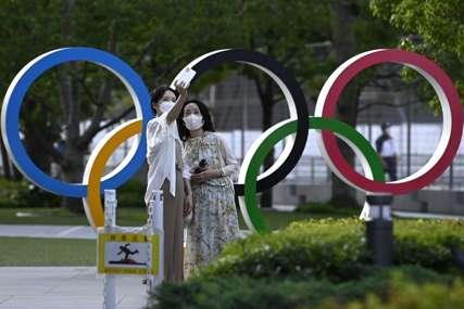 Zabilježen prvi slučaj korona virusa u Olimpijskom selu