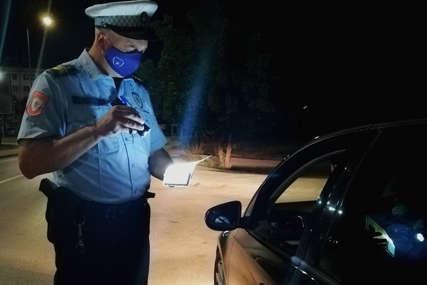 U Banjaluci uhapšen bahati vozač: Upravljao automobilom pod uticajem ČAK TRI DROGE