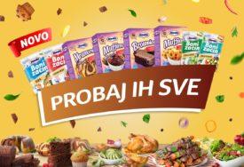 Bonito predstavlja čak 19 NOVIH PROIZVODA za pripremu bogatih obroka i sočnih poslastica! (VIDEO)