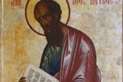 Pravoslavni vjernici danas obilježavaju Pavlovdan: Običaj nalaže da se umijesi  ovaj kolač