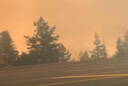 Požari veći dio Litona pretvorili u pepeo: U kanadskom gradiću izmjerena najviša temperatura ikad u toj zemlji