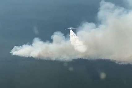 Šumski požari bjesne Sibirom: Više od 2.000 ljudi gasi vatrenu stihiju (VIDEO)