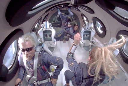 """""""NASA je to uradila prije 60 godina"""" Dokle je zapravo (do)letio Brenson (VIDEO)"""
