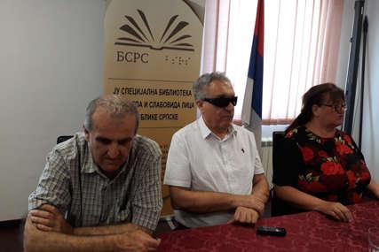 Suzić ponovo izabran za predsjednika Saveza slijepih RS: Najavio uvođenje novih tehnologija i uključivanje mladih