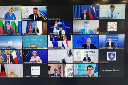 Počeo samit u okviru berlinske inicijative: Učestvuje i predsjedavajući Savjeta ministara BiH