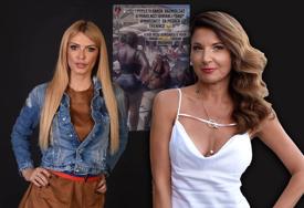 """""""SANJA MARINKOVIĆ JE SUJETNA"""" Snežana Borjan voditeljki održala čas bontona nakon njenih sramnih komentara"""