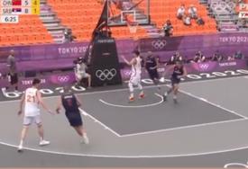 DRUGI TRIJUMF Basketaši teško protiv Holandije (VIDEO)