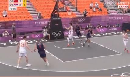 LAK PROLAZ Srpski basketaši bez problema u drugom kolu Olimpijskih igara