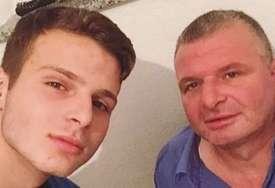 "Potresna poruka sina vozača koji je poginuo u Hrvatskoj ""Ah tata, zagrlio sam te, ali premalo"""