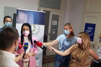 """VAKCINACIJA SPORTISTA Davidović: """"Moramo izbjeći situaciju kao prošle godine"""""""