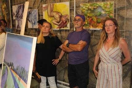 ŽIVOPISNO SLIKARSKO LJETO Kolonije i izložbe vraćaju umjetnicima stari status