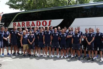 ODBOJKAŠI STIGLI U SRPSKU Reprezentacja Srbije za Evropsko prvenstvo pripremaće se na Jahorini i u Palama