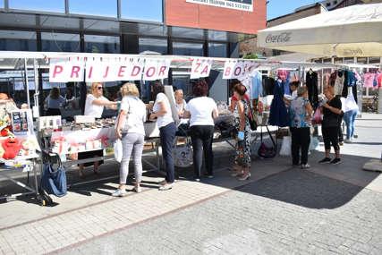 Humanitarni bazar u Prijedoru: Gradonačelnik pozvao sve sugrađane da pomognu liječenje Boška Gulete