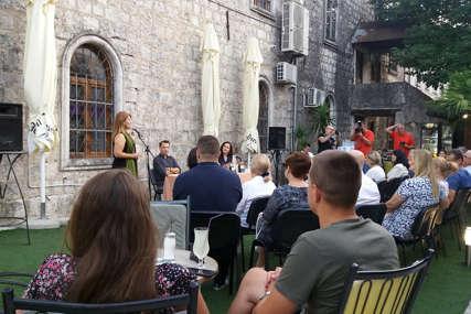 """U Trebinju promovisan roman """"Himerina krv - roman o Dučiću"""" autora Slaviše Pavlovića"""
